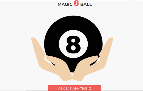 Magic 8 Ball Project